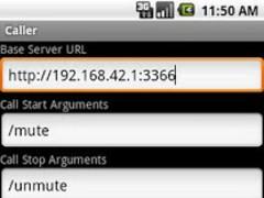 Caller 1.1 Screenshot