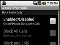 CallFlux - Rec and Block Calls 1.4 Screenshot
