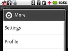 CallingCard plug-in for twicca 0.1.4 Screenshot