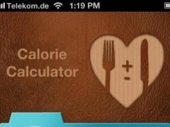Calorie Calculator Pro 1.6 Screenshot