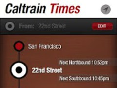 Caltrain Times 1.1.1 Screenshot