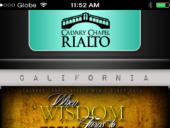 Calvary Chapel Rialto 1.399 Screenshot