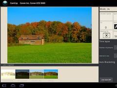 CamCap - DSLR Controller 0.9.1 Screenshot