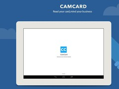 CamCard Free - Business Card R  Screenshot