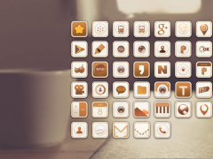 Camel Square Icon Pack 1.0 Screenshot