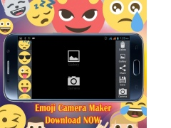 Camera Animated Emoji Pic 1.0 Screenshot