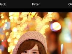 Camera Beauty 360 - Animal Frame 3.6.8 Screenshot