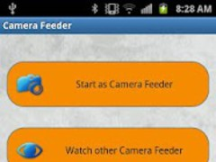 Camera Feeder 1.0 Screenshot
