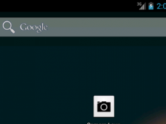 Camera Launcher for Nexus 7 1.01 Screenshot