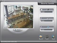 CamGuard Security System 4.1.14 Screenshot