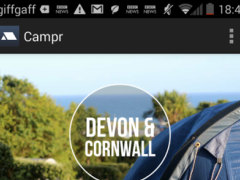 Campr - Beautiful Camping 1.0 Screenshot