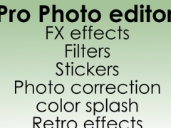 CamWow fx - Awesome Free photo booth filters plus camera effects editor 1.31 Screenshot