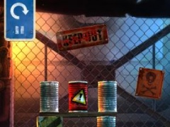 Review Screenshot - Arcade Game – Take Aim and Knockdown the Cans