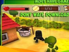 Can You Escape the 3D Fat Robots? 1.0 Screenshot