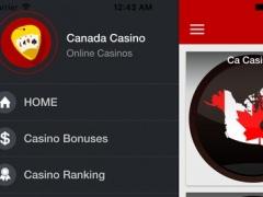 Canada Casino - Canadian Casino Guide for Online Casinos 1.0 Screenshot