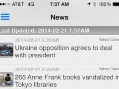 Canada Radio and News 2.0.0 Screenshot