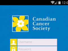 Canadian Cancer Society Events 1.5.3 Screenshot