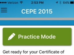 Canadian Electrical Practice Exam (CEPE) – 2015 1.0.7 Screenshot