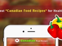 Canadian Food Recipes 2.0 Screenshot