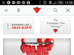 Canadian Tire 5.10.3.0 Screenshot