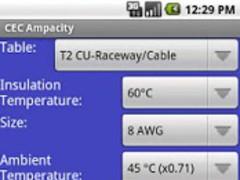 Canadian Wiring Lite 3.0 Screenshot
