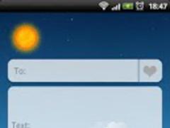 Cancel SMS 1.9 Screenshot