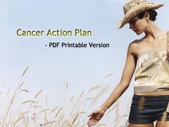 Cancer Action Plan - PDF Printable Version 2.0 Screenshot
