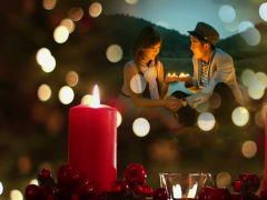Candle Light Photo Frames 1.0 Screenshot
