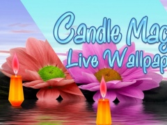 Candle Magic Live Wallpaper 1.0 Screenshot