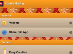 Candle Making 1.30 Screenshot