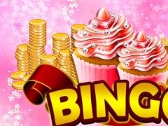 Candy and Cupcake Bingo A Blast Adventure Play Grand Casino Mania Free 1.0 Screenshot