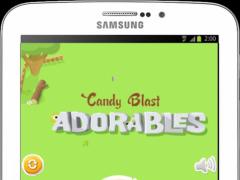 Candy Blast: Adorables 1.0.6 Screenshot