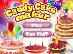 Candy Cake Maker – Make bakery food in this crazy cooking game 1.0.1 Screenshot
