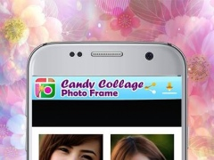 Candy Collage Photo Frames 1.0.1 Screenshot