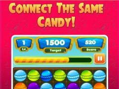 Candy Connect - Candy Link Best Match3 Puzzle 1.0 Screenshot