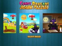 Candy Dragons - Jigsaw Puzzle 1.0 Screenshot
