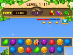 Review Screenshot - Match-3 Game – Have Fun Matching Candies