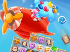 Candy frenzy Sweet 1.0 Screenshot