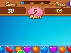 Candy Garden New Sweet Jelly Land : DELUXE - NEW 1.0 Screenshot