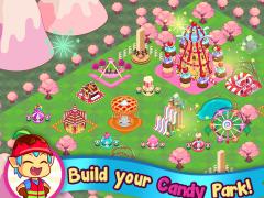 Candy Hills - Park Tycoon 1.0.3 Screenshot