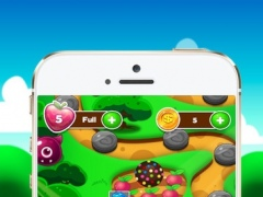 Candy Juice Fresh - macth3 Puzzle Game 1.0 Screenshot