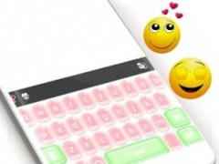 Candy Keys Theme 1.281.13.10 Screenshot