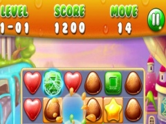 Candy Splash Puzzle - Link Puzzle Candy 1.0 Screenshot