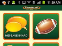 CaneSport 34 Screenshot