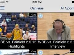 Canisius Athletics 5.2 Screenshot