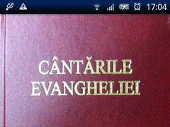 Cantarile Evangheliei 1.8 Screenshot
