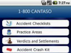 Cantaso Attorney App 1.0 Screenshot
