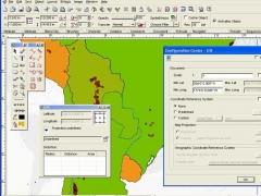 Canvas GIS Mapping Edition (Mac) 9.0.4 Screenshot