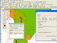 Canvas GIS Mapping Edition 9.0.4 Screenshot