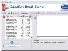 CapeSoft Email Server 4.2.0 Screenshot